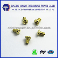 Copper screw phillips pan head m4 screw dimensions in 6mm length