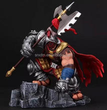 pop games LOL fighting action figures/collective action figures 3D Statue Model/oem pop plastic action figure China manufacturer