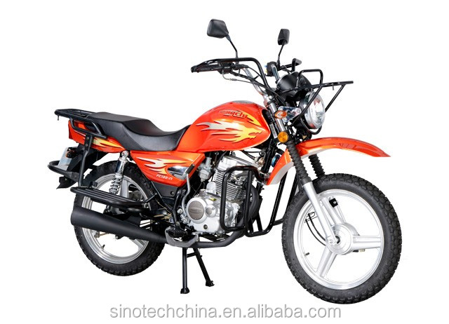 China manufacturer military gasonline motorcycle for sale