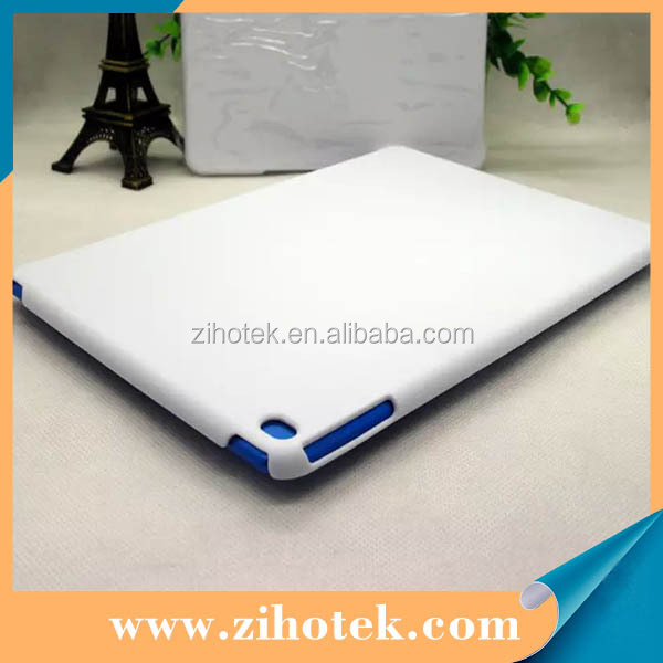 3D blank sublimation cell phone cover case for iPad Air 2