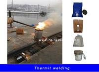China factory sell steel rail welding machine