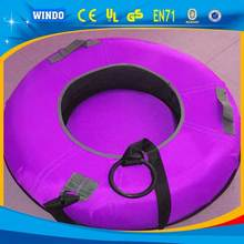 2015 Hot sale PVC inflatable winter snow sled tube