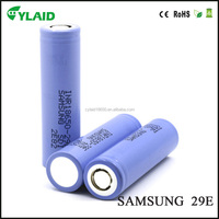 Hot all Authentic for samsung lithium ion battery cell inr18650 battery for samsung 26f 28A 29E 30A 32A VS cylaid vape batteries