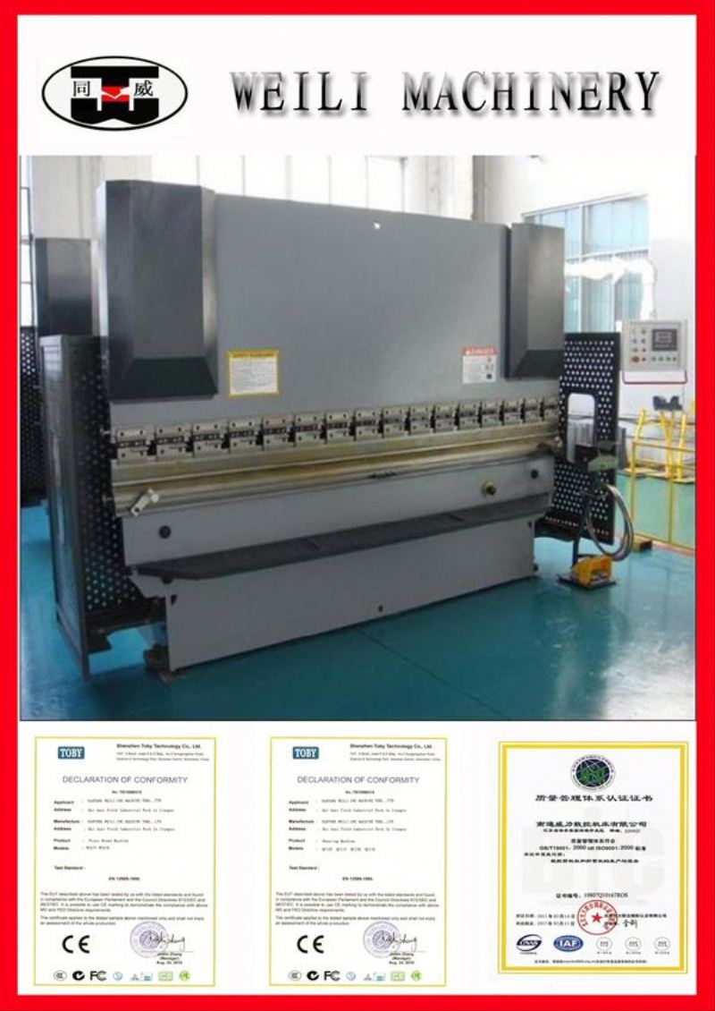 High Quality Cheap Prices WC67Y-100 bending machine mould