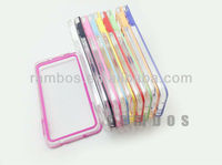 New Arrival TPU Clear Bumper Case Cover Edge Protector for Samsung Galaxy Note3 N9000