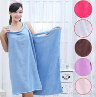 Microfiber Body wrap towel skirt Super Absorbent Body Wrap Towel Bath Beach