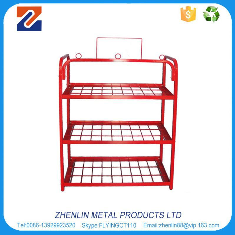 Exquisite high brightness battery store shelf with long service life