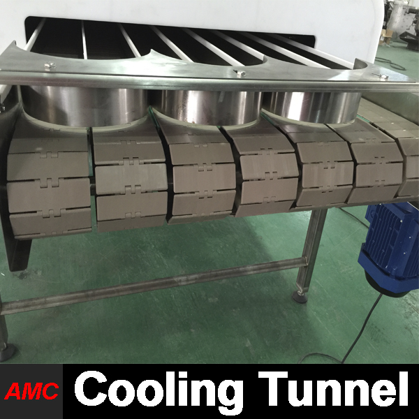 Machinery Price Stainless Steel pizza vending machines for sale With Cooling Tunnel