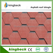 High Quality New Building Material Mosaic Fiberglass Asphalt/Bitumen Roofing Shingles with Affordable price