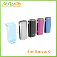 The newest e cig 20W 2200mah 5.5v vv&vw mod ismoka Eleaf iStick in stock now !!!
