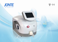Long Time Working 808 nm Diode Laser Hair Removal Machine with Big Light Spot Area
