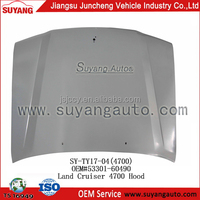 TOYOTA LAND CRUISER 4700 engine hood japan car accessories