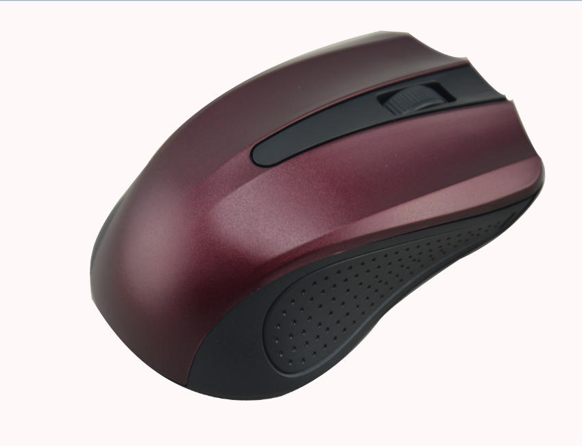 Chinese factory high quality 2.4G wireless optical mouse 3D