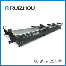 factory supply cnc fabric cloth cutting table machine price with CE ISO certification