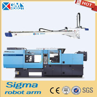 in-mold decoration & in-mold labeling IMD IML robotic arm for injection moulding machinery