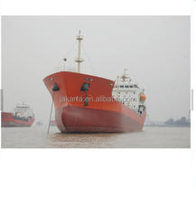 CCS certificate cheap used 5500DWT chemical oil tanker/vessel/ship for sales on stock