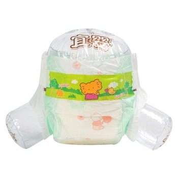 Breathable Cloth-like Baby diaper disposable baby diaper