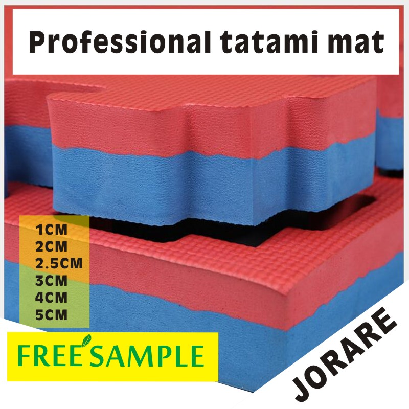 high quality mats interlocking puzzle floor judo crash pad
