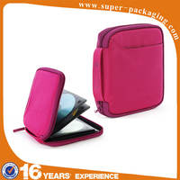 Fashion portable tote storage CD DVD Bag/Case for home