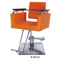 2015 Hot Sale Hairdressing Chair With Moveable Footrest(B712)