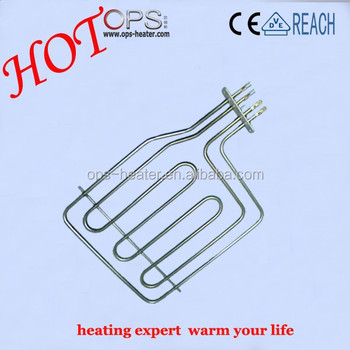 ops electric tube heating element parts 2200W
