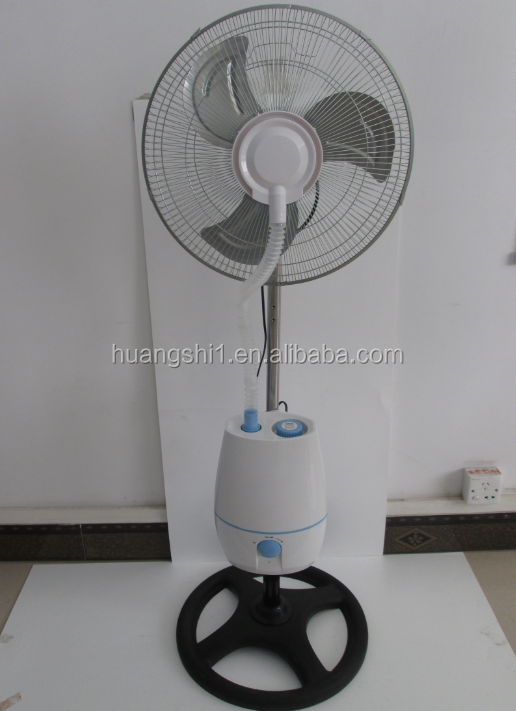 New style stand water mist 16 inch fan with high quality and competitive price