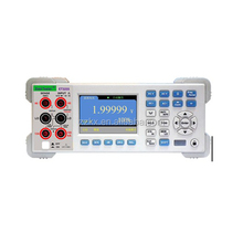 Hi-accuracy 5 1/2 Bench Multimeter 3.5'' TFT LCD USB RS232 LAN Trend Diagram & Histogram