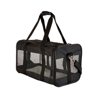 Luxury waterproof pet products dog carrier