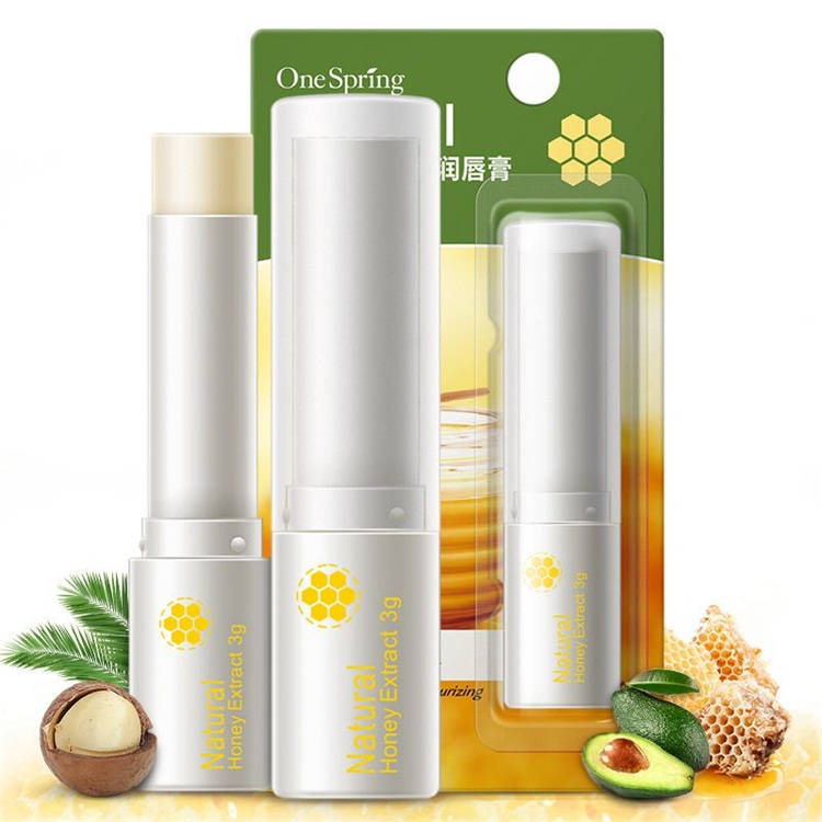 Qualified Suppliers Wholesale Soothing Moisturizing Organic Cute Lip Balm