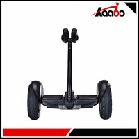 Adult Big Wheels Push 140kg Load Two Wheels Self Balanced Electric Scooter E-Scooter