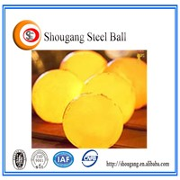 hot rolling forged grinding steel ball for mining