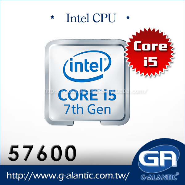 57600 - Intel i5-7600 of i5 desktop computer cpu i5 1151 socket