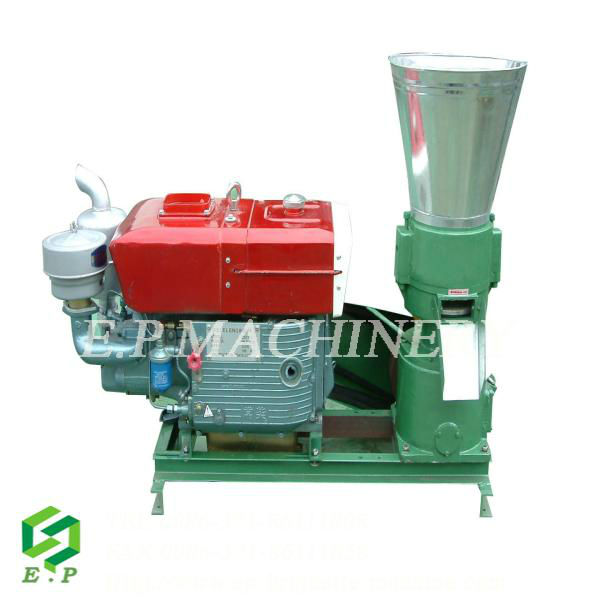 electrical pelleting machine