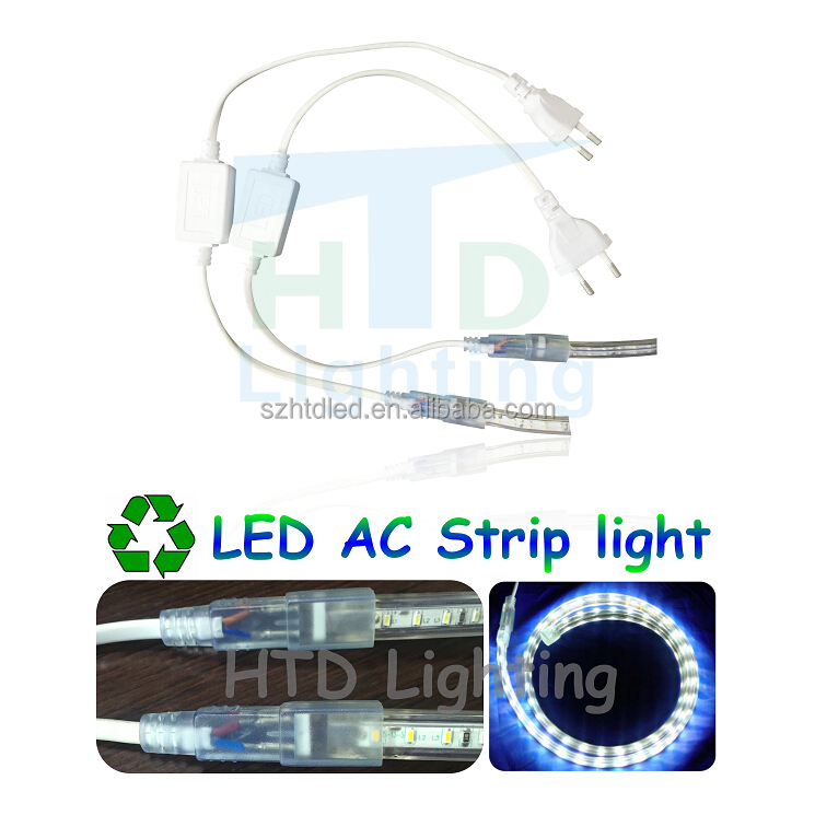 aluminium profile led strip flexible led strip lights 220v 5050 600 smd rgb led strip