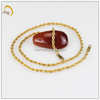 Plated gold necklace designs full jewelry set
