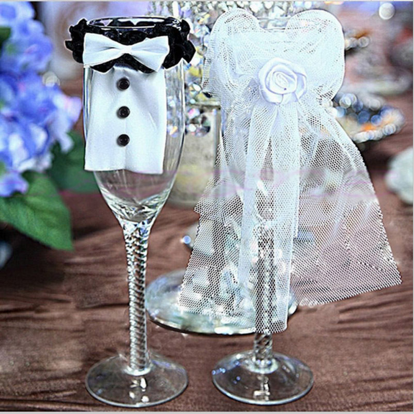 Dmte047 Wholesale Wedding Party Supplies Glass Decorations Mini
