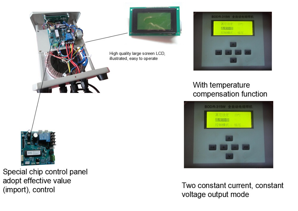 welding machine calibration standard