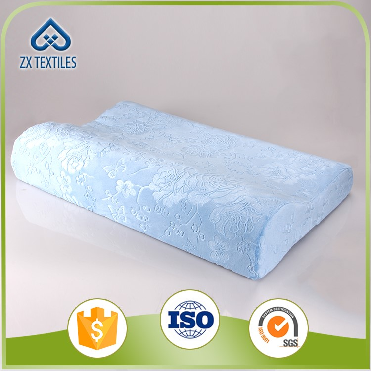 high quality bamboo charcoal private label memory foam pillow