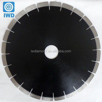 14 Inch German Turbo Tools To Cut Sandstone Diamond Saw Blade Disc Cutting Tool For Cutting Quartz stone Granite And Marble
