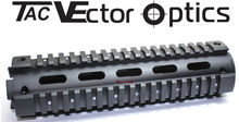 "Vector Optics Tactical RIS Handguard Picatinny Quad Rail Mount 8 1/2"" Middle"