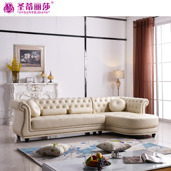 exotic living room furniture. Import Exotic Living Room Corner Chesterfield Leather Divan Sofa Furniture U