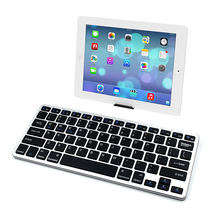 Stock ABS slim portable mini wireless keyboard for samsung hisense smart tv