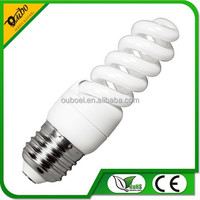 9w 11w mini Spiral energy saving lamp light bulb cfl