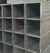 1/2-8 inch galvanized steel pipe manufacturers 3x3 40x40 80x80 100x100 30mm ms square steel pipe / tube