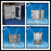 SMC inner door/single/glass door for polyester enclosure