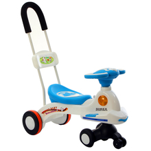 Factory Ride on Car Plastic Baby Tricycle Simple Kids Push Trike for 2 Years Old