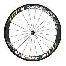 Bicycle wheelset clincher tubular 700c 50mm road bike carbon wheels with OEM carbon wheels