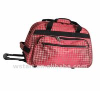 Flight case Gym Sports Duffel Holdall bag, Cabin Carry On Travel Trolley Single duffle Kit Bag