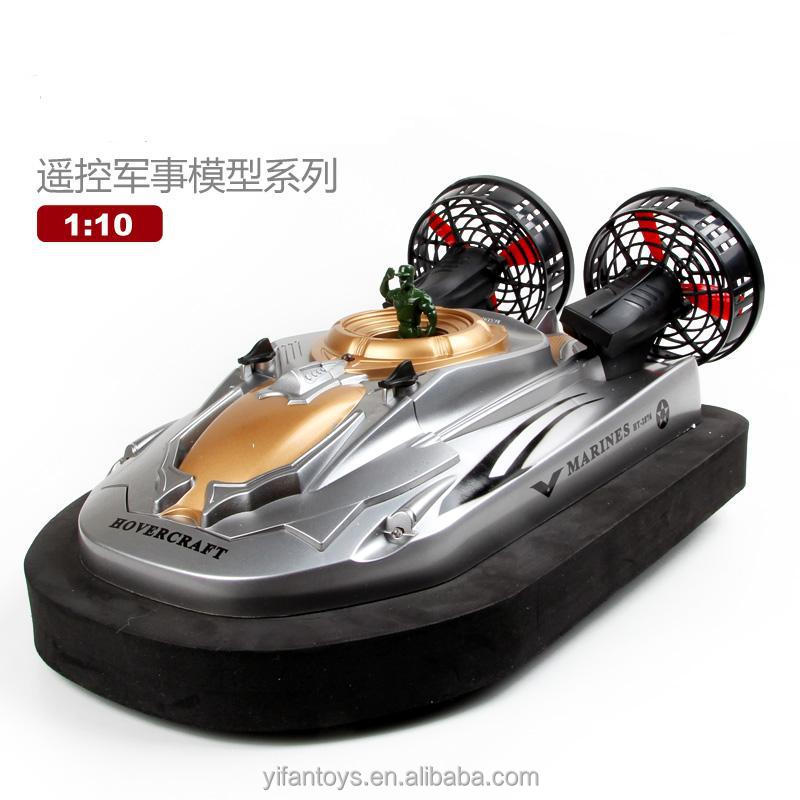 Amphibious Electric Rtr Rc Hovercraft Rc Boat Rc