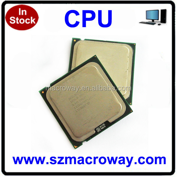 Core 2 Duo LGA775 CPU E7400 in tray packing